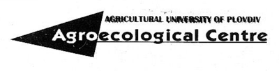8210135 aec plovdiv agroecological centre at agricultural university of plovdiv