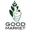 Good market logo portrait